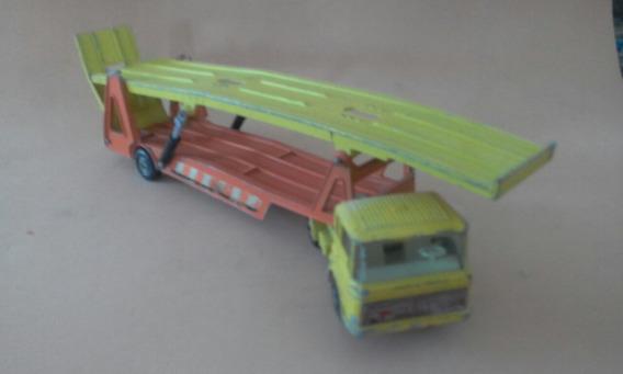 Caminhão Cegonha Matchbox Para Minis 1/64 - Anos 80 £