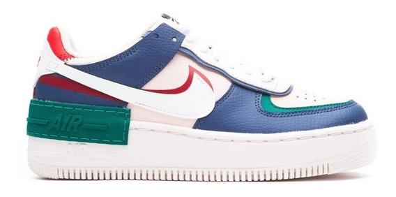 Zapatillas Nike Nsw Air Force 1 Blue - Mujer