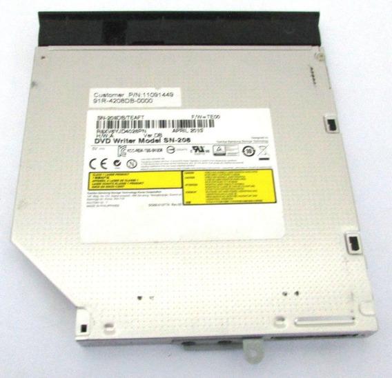 Gravador Dvd Interno 11091449 91r-4208db-0000 (semi Novo)