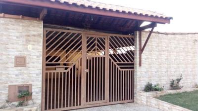 Casa Com 3 Dormitórios À Venda Por R$ 400.000 - Parque Da Represa - Paulínia/sp - Ca0906