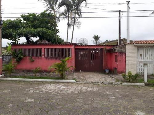 Casa Em Itanhaém, Com 3 Quartos E Churrasqueira Ca083-pc