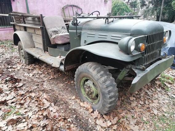 Dodge M601 4x4 Militar Transporte Tropas,
