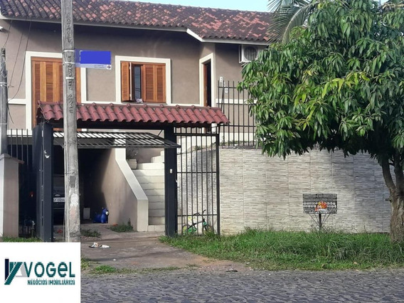 Casa Com 2 Dormitório(s) Localizado(a) No Bairro Vila Nova Em São Leopoldo / São Leopoldo - 32011669