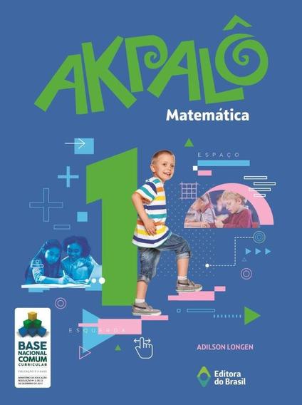 Akpalô Matemática - 1º Ano