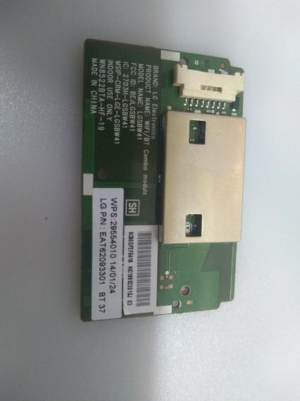 Placa Wifi Lg 70lb7200 Eat62093301
