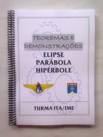Ita / Ime Apostila Elipse Parábola Hipérbole - Demonstrações