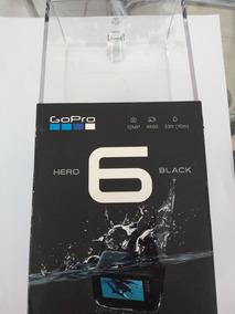 Gopro Hero 6 Black + Cartão 64 Gb + Carregador + Acessórios