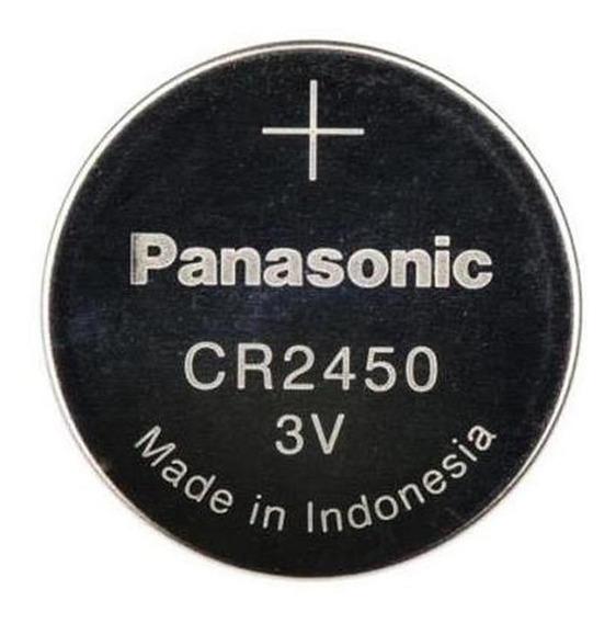 Pila Panasonic Lto Cr2450 3v 620mah