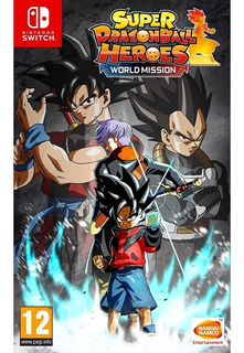 Super Dragon Ball Heroes World Mission Pc Español