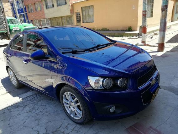 Chevrolet Sonic Lt Automático 1.6