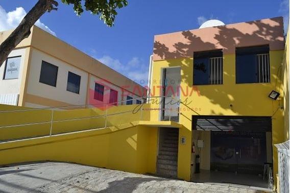 Salão Comercial Em Pitangueiras, Lauro De Freitas. - 93150255