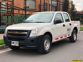 Chevrolet Luv D-max 2400cc Mt 4x2