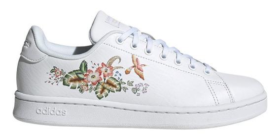 Zapatillas adidas Advantage Bla De Mujer