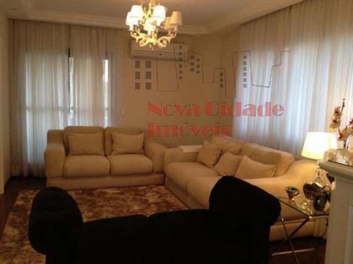 Apartamento - Vila Olimpia - Ref: 445 - V-ap0277