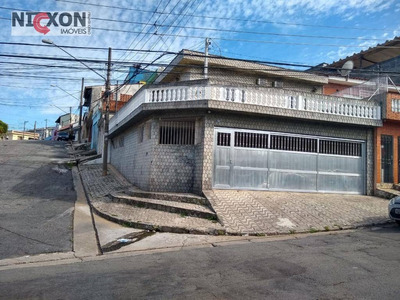 Casa Com 3 Dormitórios Para Alugar, 250 M² Por R$ 3.300/mês - Jardim Rosa De Franca - Guarulhos/sp - Ca0365