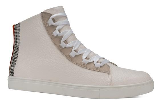 Toto Tenis Sneakers Botines Casuales Cuadros Textura 4830571