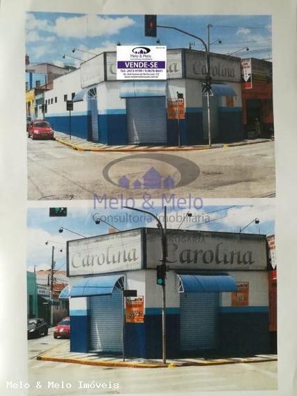 Comercial Para Venda Em Bragança Paulista, Centro - 1666_2-951962