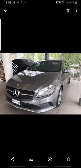 Mercedes-benz Clase A 1.6 200 Cgi Style Mt 2017