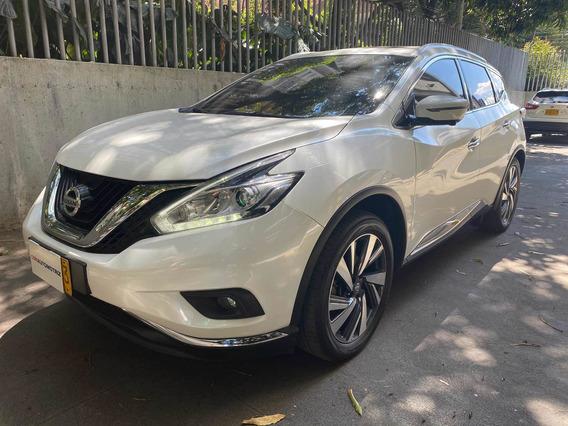 Nissan Murano New Murano Exclussive 4x4 2018