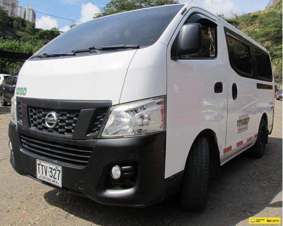 Nissan Urvan 12 Puestos Van
