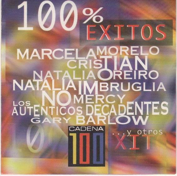100% Exitos Cd 1998 Natalia Oreiro Marcela Morelo Decadentes