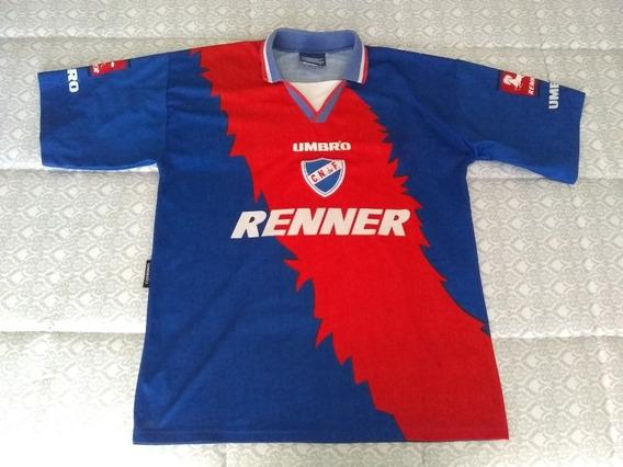 Camiseta Nacional De Uruguay 1996