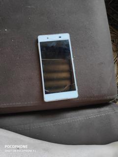 Smartphone Sony Xperia Z3 Plus Com Defeito Na Frontal