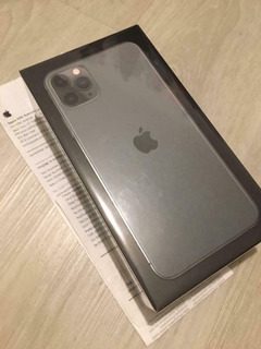Apple iPhone 11 Pro Max 4gb Ram De 512gb Nuevo Sellado