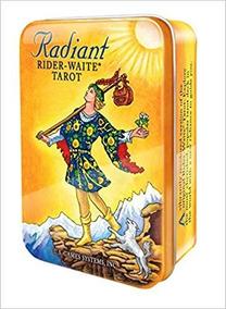 Radiant Rider Tarot Tin En Ingles