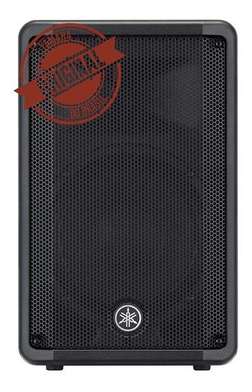 Caixa Ativa Yamaha Dbr10 Bivolt 700w + Nfe + Garantia
