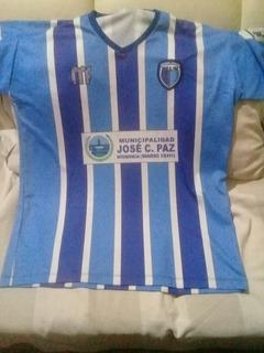 Camiseta Club Dep.j.c.paz.liga Del Interior (escobarense)