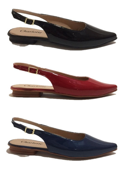 Kit 3 Pares Mules Sapatilhas Inverno 2019 42005