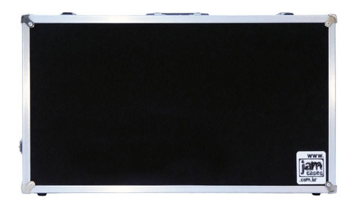 Imagem 1 de 2 de Hard Case Pedais Pedal Pedaleira 70x40x17cm Internos