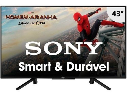 Smarttv 43 Sony Bravia (na Caixa)