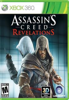 Assassins Revelations Xbox 360/xone Refurbished En Igamers