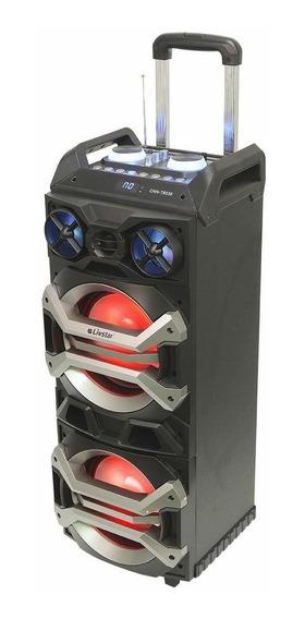 Caixa De Som Amplificada Radio Livstar Cnn-t8036 Bt Usb Sd