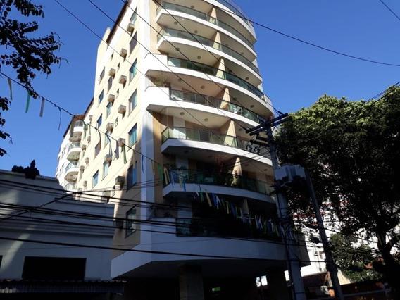 Cobertura Em Santa Rosa, Niterói/rj De 140m² 2 Quartos À Venda Por R$ 650.000,00 - Co251739