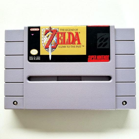 #3 The Legend Of Zelda A Link To The Past Original Snes