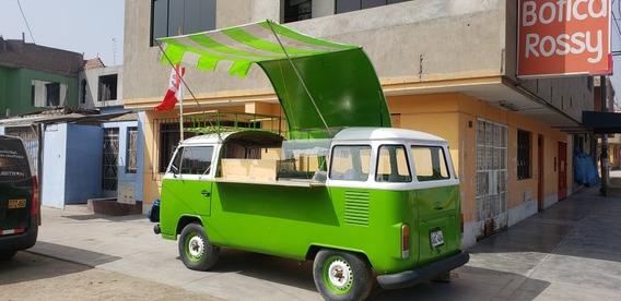 Volkswagen Combi Se Puede Alquilar