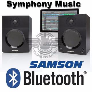Samson Mediaone Bt4 Monitores Bluetooth
