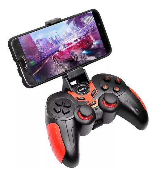 Joystick Bluetooth Android Tablet Celulares Recargables