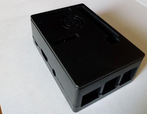 Case Raspberry  Pi 1 2 3 Modelo B /b+ Incluye Ventilador