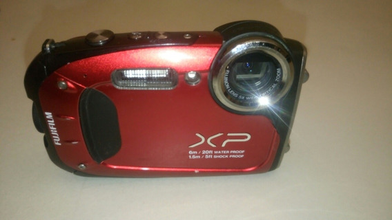 Camara Digital Fujifilm Finepix Xp60
