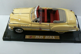 Miniatura Em Escala 1/18 Do 1949 Buick Roadmaster