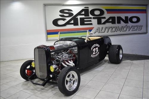 Imagem 1 de 14 de Ford Modelo A Hot Rod 1932 V8