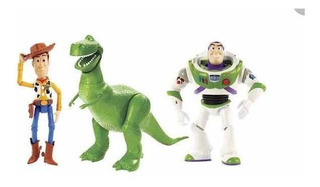 Toy Story 8 Mini Figuras Coleccionables Disney Pixar