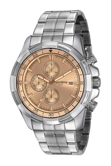 Relógio Masculino Mondaine 99263g0mvns1 Black Friday