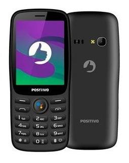 Celular Positivo P70s - Preto (idoso)