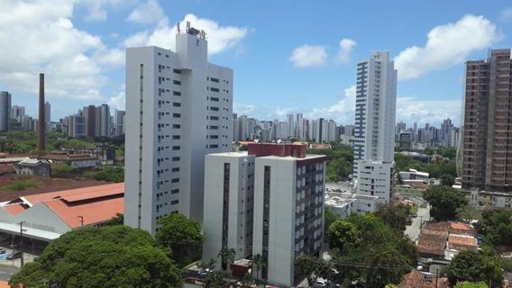 Apartamento Em Torre, Recife/pe De 90m² 3 Quartos Para Locação R$ 1.940,00/mes - Ap549830