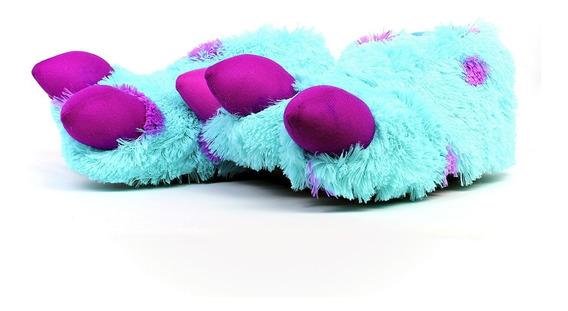 Pantuflas De Garra Monster Inc Sulley Adulto Envio Gratis